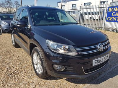 Volkswagen Tiguan SUV 2.0 TDI BlueMotion Tech SE 2WD (s/s) 5dr