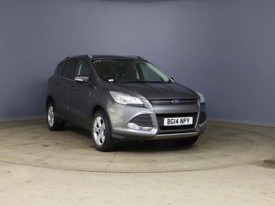 Ford Kuga SUV 1.6 EcoBoost Zetec (s/s) 5dr