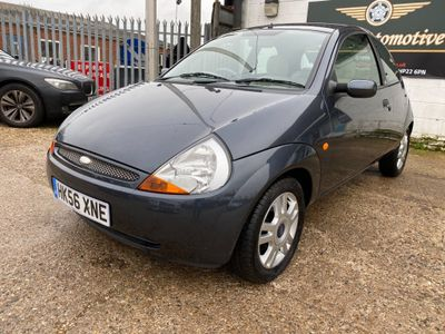 Ford Ka Hatchback 1.3 Luxury 3dr