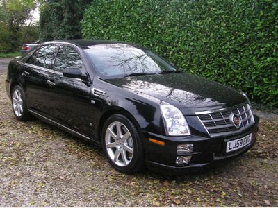 Cadillac STS Saloon 3.6 V6 VVT Sport Luxury 4dr