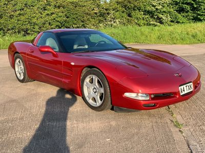 Chevrolet Corvette Convertible 5.7 2dr
