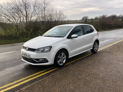 Volkswagen Polo Hatchback 1.0 BlueMotion Tech Match (s/s) 5dr