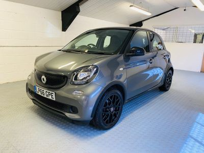 Smart forfour Hatchback 1.0 Prime Sport (Premium) Twinamic (s/s) 5dr