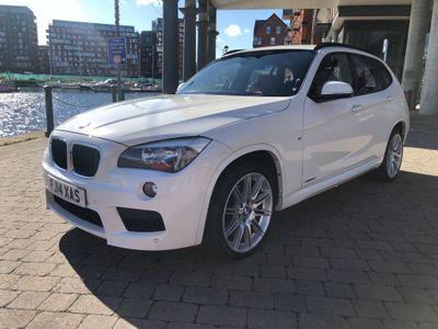 BMW X1 SUV 2.0 20d M Sport Auto xDrive 5dr