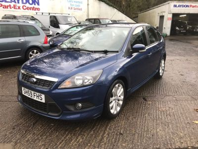 Ford Focus Hatchback 1.6 Zetec S 5dr