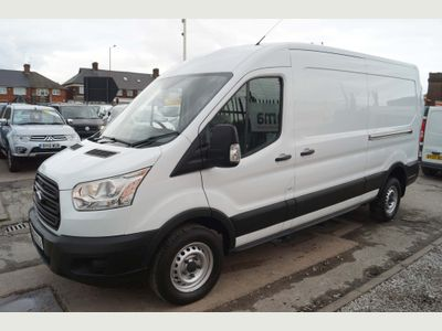 Ford Transit Panel Van T350 L3 LWB PANEL VAN 2.2TDCi 2017