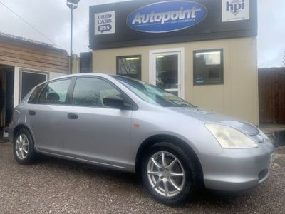 Honda Civic Hatchback 1.6 i-VTEC S 5dr