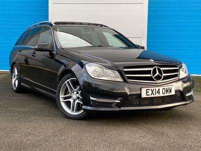 Mercedes-Benz C Class Estate 2.1 C250 CDI AMG Sport Edition (Premium Plus) 7G-Tronic Plus 5dr