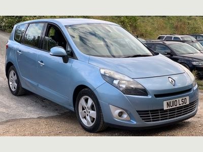 Renault Grand Scenic MPV 1.5 dCi Dynamique TomTom 5dr