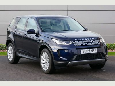 Land Rover Discovery Sport SUV 2.0 P200 MHEV SE 4WD (s/s) 5dr (7 Seat)