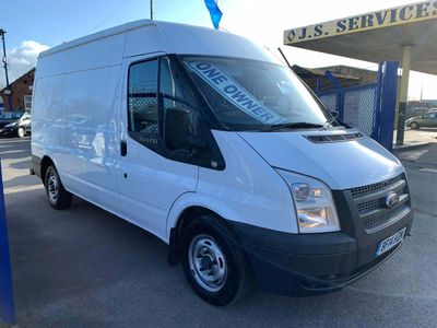 Ford Transit Panel Van 2.2 TDCi 300 Medium Roof M 3dr (MWB)