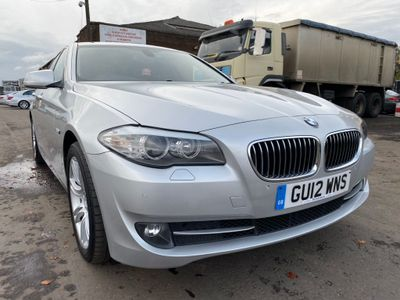 BMW 5 Series Saloon 2.0 520d BluePerformance SE 4dr