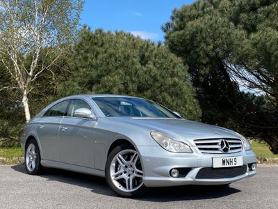 Mercedes-Benz CLS Coupe 5.5 CLS55 AMG 4dr
