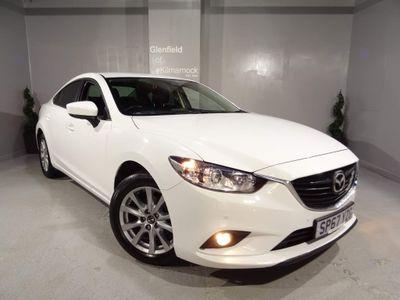 Mazda Mazda6 Saloon 2.2 SKYACTIV-D SE-L Nav (s/s) 4dr