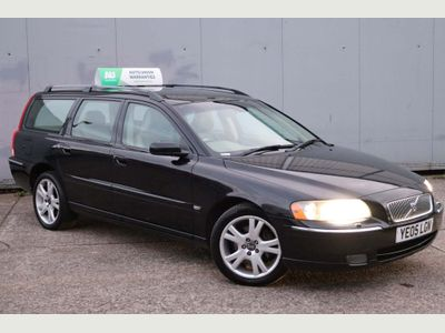 Volvo V70 Estate 2.4 D5 SE Geartronic AWD 5dr