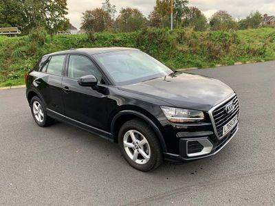 Audi Q2 SUV 1.6 TDI 30 Technik (s/s) 5dr