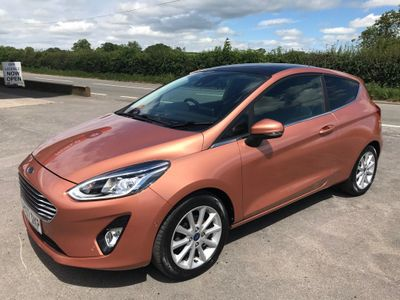 Ford Fiesta Hatchback 1.0T EcoBoost Titanium B&O Play Series (s/s) 3dr
