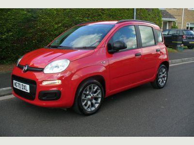 Fiat Panda Hatchback 1.0 MHEV Easy (s/s) 5dr