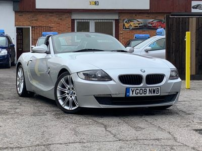 BMW Z4 Convertible 2.0 i Sport Roadster 2dr