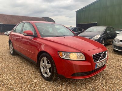 Volvo S40 Saloon 2.0D S Powershift 4dr