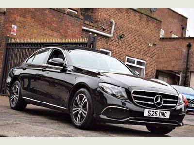 Mercedes-Benz E Class Saloon 2.0 E220d SE (Premium Plus) G-Tronic+ (s/s) 4dr