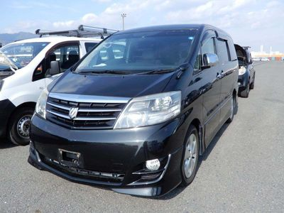 Toyota Alphard MPV 2.4 AS LIMITED