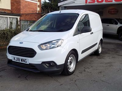 Ford Transit Courier Panel Van 1.5 TDCi L1 EU6 5dr