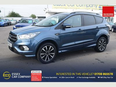 Ford Kuga SUV 1.5T EcoBoost ST-Line Auto AWD (s/s) 5dr