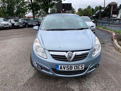 Vauxhall Corsa Hatchback 1.7 CDTi 16v Design 5dr (a/c)