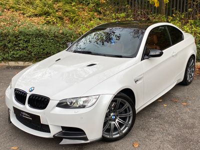 BMW M3 Coupe 4.0 iV8 DCT 2dr