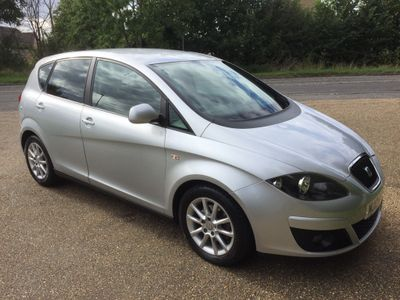 SEAT Altea MPV 1.6 TDI Ecomotive CR SE Copa 5dr