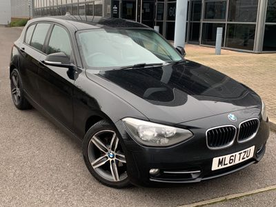 BMW 1 Series Hatchback 1.6 116i Sport 5dr