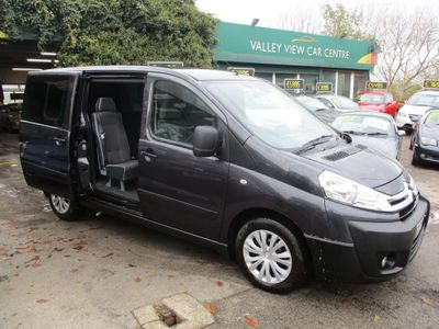Citroen Dispatch Other 2.0 HDi L2H1 Combi 5dr (6 seat)
