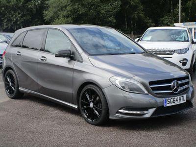 Mercedes-Benz B Class Hatchback 1.5 B180 CDI Sport 7G-DCT 5dr