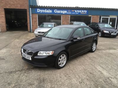 Volvo S40 Saloon 2.0 D3 ES Geartronic 4dr