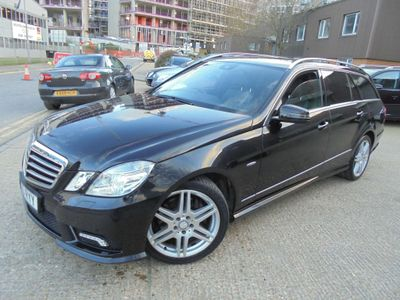 Mercedes-Benz E Class Estate 1.8 E200 BlueEFFICIENCY Sport 5dr