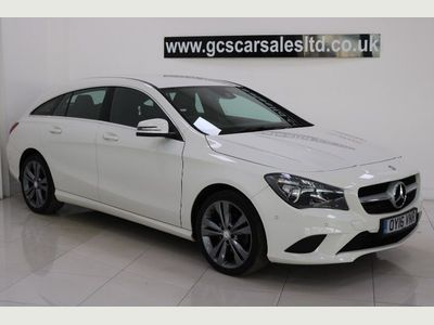 MERCEDES-BENZ CLA CLASS Estate 1.6 CLA180 Sport Shooting Brake 7G-DCT (s/s) 5dr