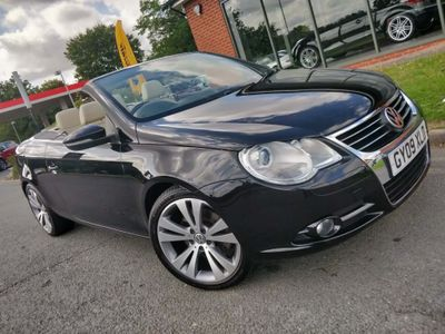 Volkswagen Eos Convertible 1.4 TSI Sport Cabriolet (s/s) 2dr