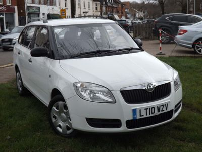SKODA Fabia Estate 1.4 TDI PD 1 5dr