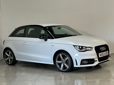 Audi A1 Hatchback 1.6 TDI S line Style Edition 3dr