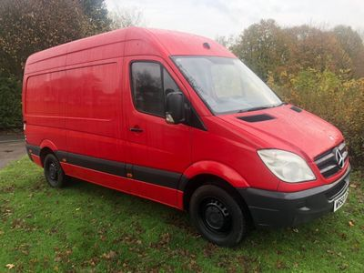 Mercedes-Benz Sprinter Panel Van 2.1 CDI 315 High Roof Panel Van 5dr MWB