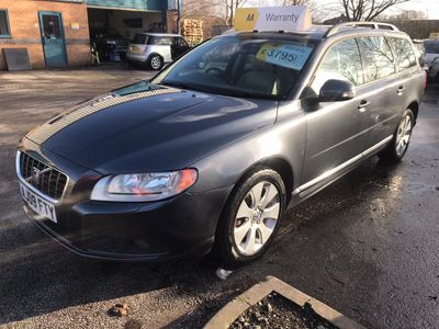 Volvo V70 Estate 2.4 D5 SE (Premium Pack) Geartronic 5dr