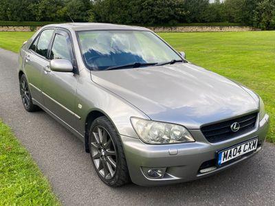 Lexus IS 200 Saloon 2.0 LE 4dr