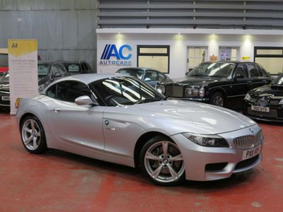 BMW Z4 Convertible 3.0 35i M Sport sDrive 2dr