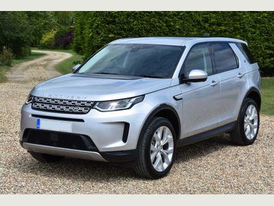 Land Rover Discovery Sport SUV 2.0 D180 MHEV HSE 4WD (s/s) 5dr (7 Seat)