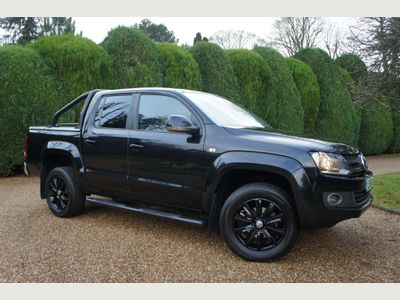 Volkswagen Amarok Pickup 2.0 BiTDI BlueMotion Tech Highline+ Per Pickup 4MOTION 4dr