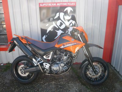 Yamaha XT660X Super Moto 660