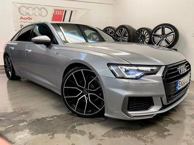 Audi A6 Saloon Saloon 2.0 TDI 40 S line S Tronic (s/s) 4dr