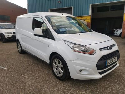 Ford Transit Connect Panel Van 1.6 TDCi 240 Limited L2 5dr
