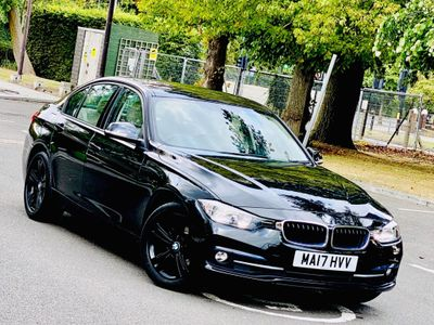 BMW 3 Series Saloon 2.0 320i Sport Auto xDrive (s/s) 4dr
